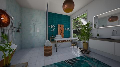 TQ Bath Spa - by MoxieCreative