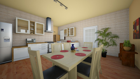 ua2 - Classic - Kitchen  - by andrfodo