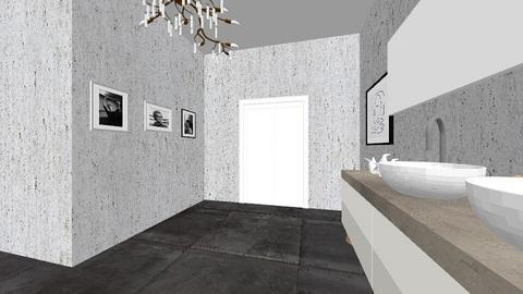 bathroom design - Bathroom  - by ardengarza