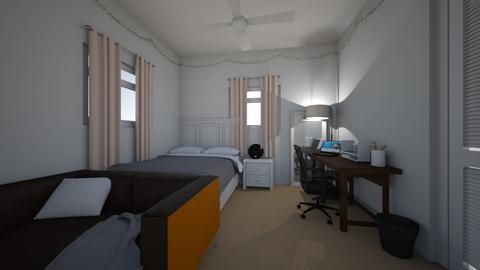 gabbys room - Bedroom  - by harrystyleswife333