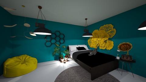 Bed room idea - Bedroom  - by XenaRose
