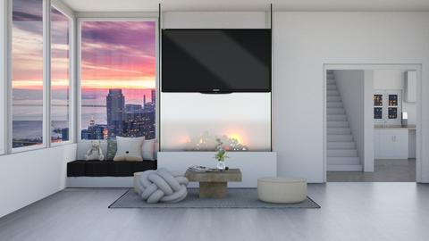 Contest_kitacat - Modern - Living room  - by kitacat
