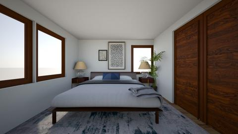 Bedroom Ali - Minimal - Bedroom  - by Alihernandez123
