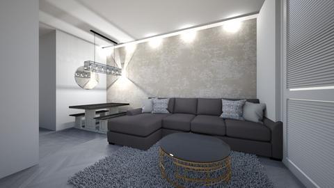 164 Thurston drive - Modern - Living room  - by lottie2709