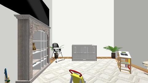 Newyork - Bedroom  - by rat kenneddyyy