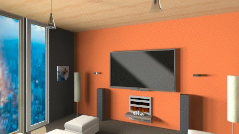 Modern claasics - Living room - by scapey70