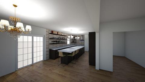 Peter Kitchen remodel - Kitchen  - by TheMediaEmperor