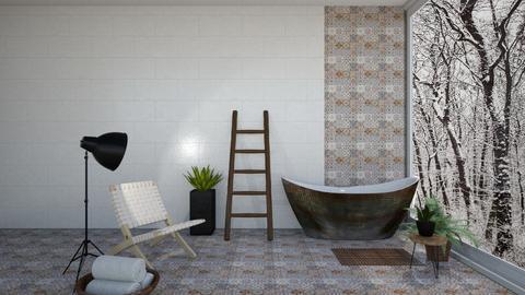 bathroom  - Bathroom - by dia17a