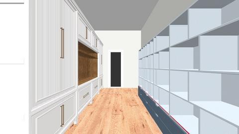 Welcoming Foyer  - Rustic - by moode4250