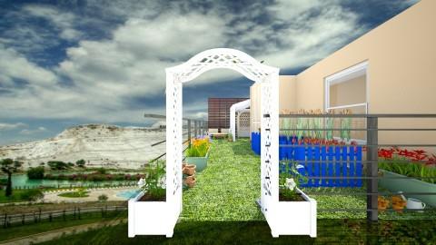 New garden 4 - Garden  - by Buse Karasu