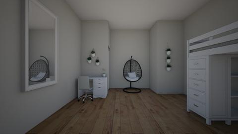 Dream room - Modern - Bedroom  - by Sunflowergal