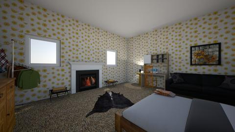 passion project 1 - Bedroom  - by 0249569