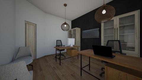 Biuro - Office  - by ZukArt