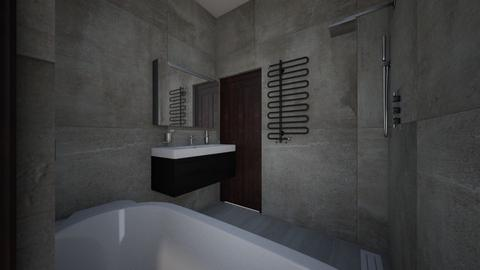 Bath1 - Bathroom  - by Octa8