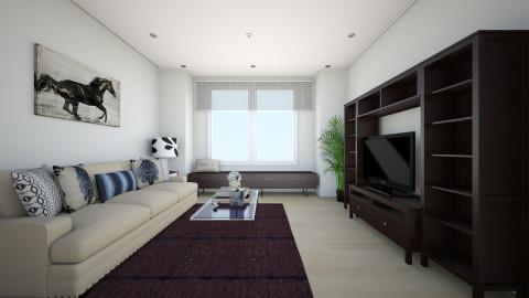room - Modern - Living room - by chenlei