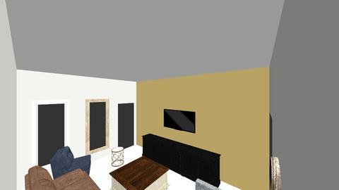 living - Living room  - by bhavanim