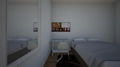 Sophias acutal room - by soma2735