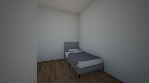 cuarto - Bedroom  - by maarkennedy