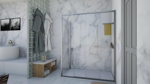 Marvellous Marble 2 - Bathroom - by niidurose