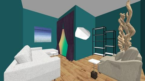 Everyday Luxury - Living room - by totsgirlie2007