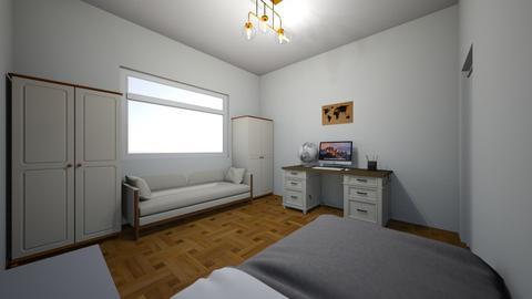 camera - Modern - Bedroom  - by HapaCatalin