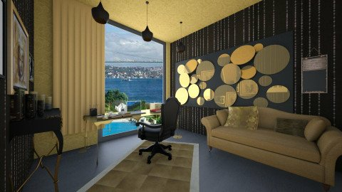 gold afffice - Office - by kanatsizmelek