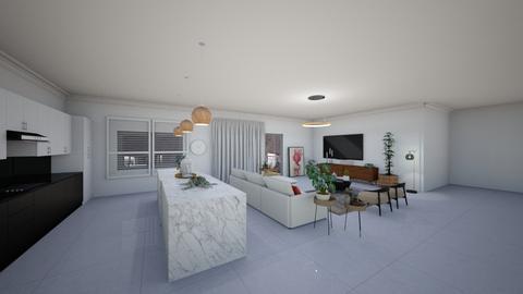 homeee - Living room - by victoriaorrhov