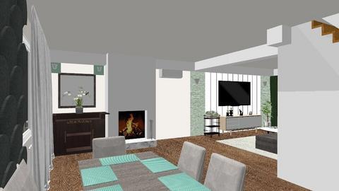 Roli - Modern - Living room  - by PZS Home Design