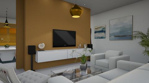 Jarama - Modern - Living room - by Claudia Correia