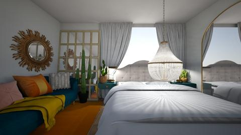 Bedroom - Bedroom  - by veronika3410