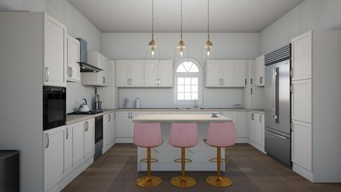 house 1 kitchen  - Kitchen  - by ameliadeloye651