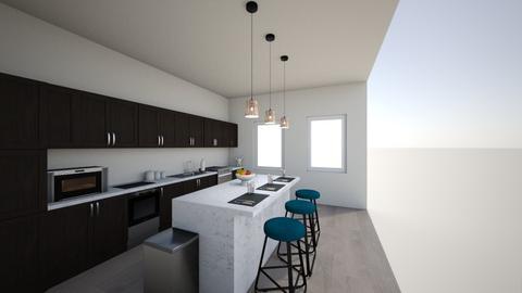 Kitchen 1 - Kitchen  - by mistrrk