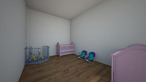 baby twins - Kids room  - by babygirlllWOW