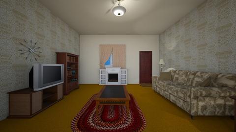 Grandma House - Living room  - by WestVirginiaRebel