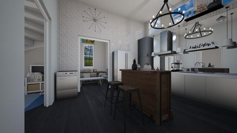 Kitchen - Kitchen - by neverlanddesigns
