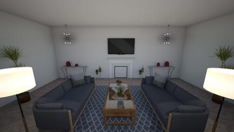 roommmm 4 - Living room  - by Tyhrov02