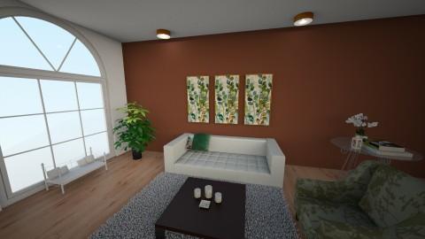 living room 1 - Vintage - Living room - by Williber Cruz
