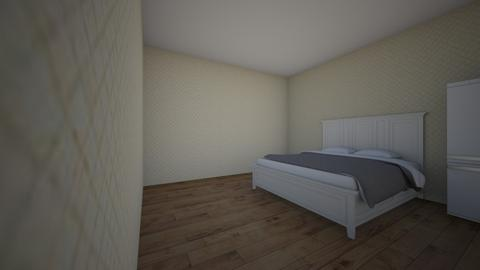 Bedroom_1St - Bedroom - by annapatmic