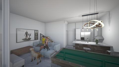 skyview - Modern - Living room  - by Ivonita1