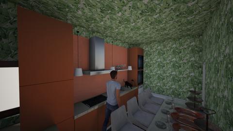 my kitchen - Kitchen  - by 21322
