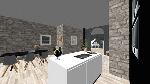 Villa Lisa - Modern - Kitchen - by Marlisa Jansen