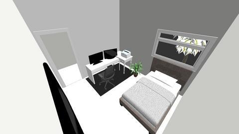 first try - Modern - Bedroom  - by Hodaya1212