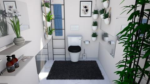 Nice toilet - by Ninorucska