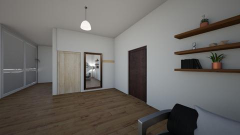 Harol Alva - Bedroom - by harolelalva