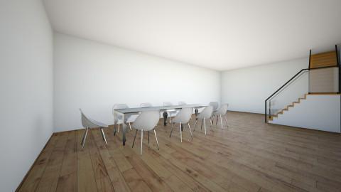 mine - Dining room - by josierobsonxx