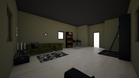 Ravenwood manor  - Vintage - Living room  - by khubbard7