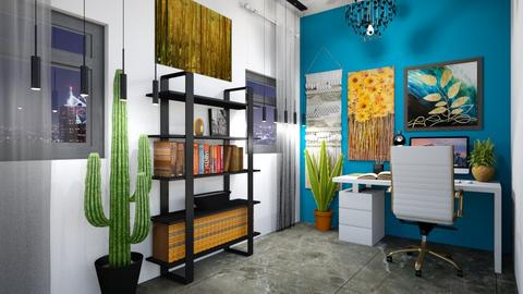 office size  - Office  - by Horse_Lover_Mel