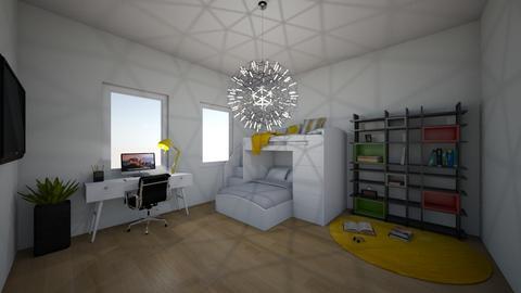 Kidsroom - Bedroom - by Isolda2207