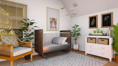 Nursery - Kids room  - by I designs