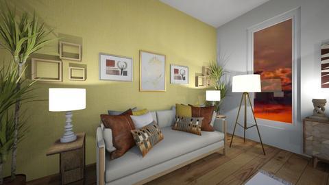 Living Room 1 - Living room  - by aklug5